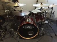 Mapex Pro M full drum set