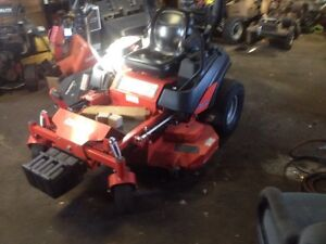 Riding Mower Spring tune-up