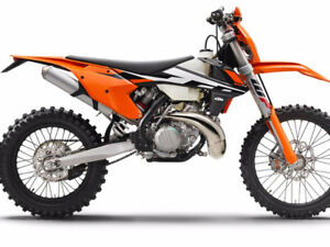 DIRT BIKE FOR SALE!!! KTM 2017 300XC-W