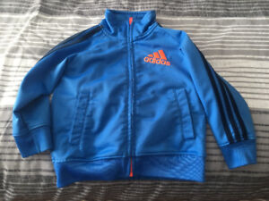 Size 18-24 month adidas jacket sweater