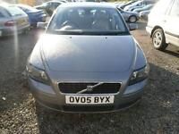2005 VOLVO S40 2.0D SE [Euro 4] CHOICE OF 2 AVAILABLE
