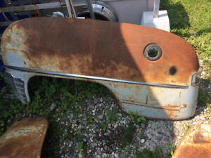 1950's  plymouth cranbrook fenders for sale