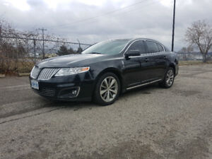 2009 Lincoln MKS 3.7L Fully Loaded  AWD