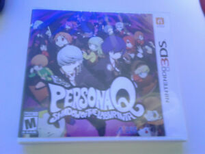 Persona Q: Shadow of the Labyrinth *Sealed*