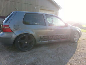 2003 Volkswagen GTI Hatchback NEED GONE London Ontario image 4