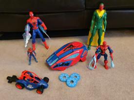 Marvel toys bundle