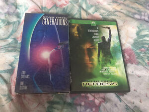 DVD & VHS Star Trek
