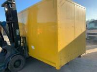 14FT BOX BODY WITH TAIL LIFT FOR SALE