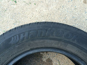 4 HANKOOK OPTIMO H724 @ 175/70/14 84T