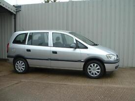 Vauxhall/Opel Zafira 1.8i 16v auto 2005MY Life