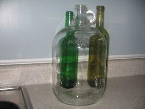 Glass Carboy 1 Gallon 160 ounce