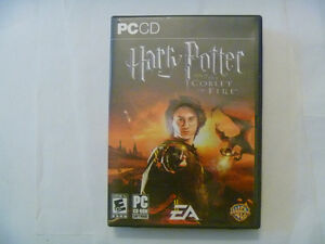 HARRY POTTER And The Goblet Of Fire PC CD-ROM Software Game