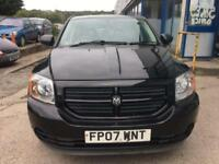 Dodge Caliber 1.8 SE 5 DOOR - 2007 07-REG - FULL 12 MONTHS MOT