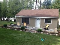 Cottage for RENT-weekly (10 min off 401)and weekend rentals