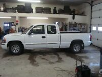 2007 GMC SIERRA SLE E CAB 2WD 4DR $4800 TAX'S IN CHANGED  OVER