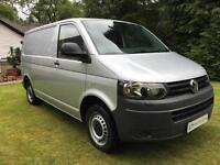 2011 VOLKSWAGEN TRANSPORTER 2.0TDI 102PS SWB SILVER WITH AIRCON LIFTUP TAILGATE