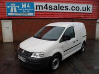 VW Caddy C20 DSG TDI SWB 104PS
