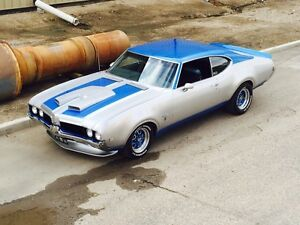 WANTED 1969 olds cutlass /442 parts