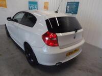 2011 11 BMW 1 SERIES 2.0 116D SPORT 3D 114 BHP DIESEL