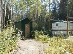 7.5 acre lot minutes to Fort St James Prince George British Columbia image 4