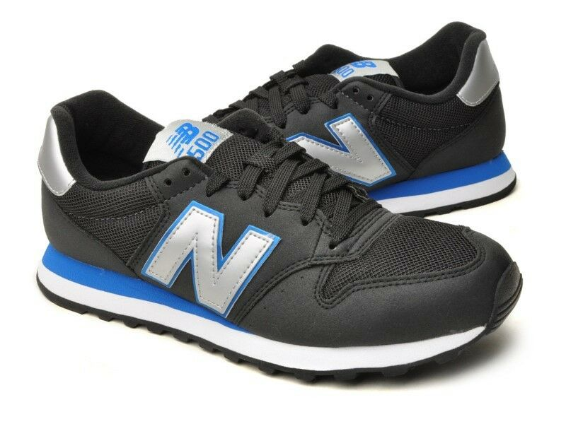 NEW BALANCE GM500BR MENS Classic Sports Shoes US11 UK10.5 EUR45 Black NEW