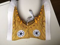 Converse chuck Taylor 2 all star knit yellow size 6