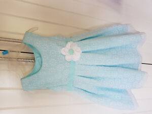 Beautiful Blue dress size 2T