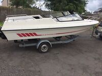 18ft Fletcher Speed Boat