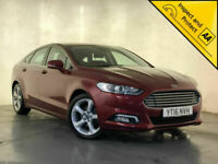 2016 FORD MONDEO TITANIUM TDCI SAT NAV £30 ROAD TAX PARKING SENSORS SVC HISTORY