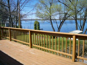 Pigeon Lake Lake Front Cottage For Rent