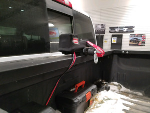 Winch mount GM trucks
