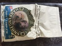 Harringtons puppy food 8x2kg