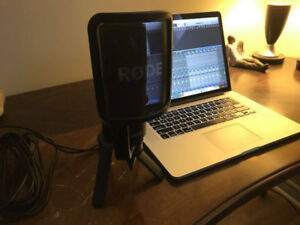 *NEW* Rode NT-USB - Large Diaphragm Microphone