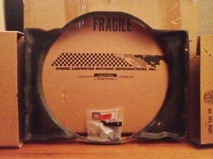 Mustang FE Radiator Fan Shroud