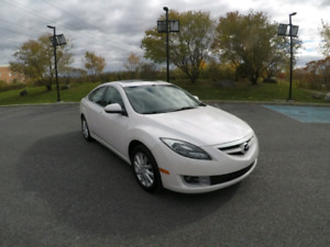 2013 MAZDA 6 GT 4 CYLINDER FULL EQUIPED LOW KM