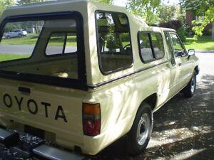 toyota pick up diesel 1985