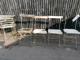 Band stand chairs