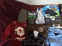 Bundle of boy clothing age 5 years VGC only £25