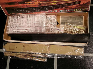 RMS TITANIC 1/348 Large Scale Model Kit by AA London Ontario image 6