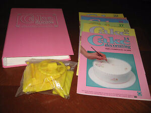 Cake Decorating Guides