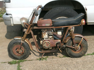 Minibike project *WANTED *