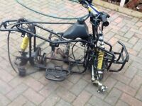 Quad bike parts for sale