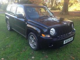 JEEP PATRIOT 2.0CRD SPORT DIESEL 4X4 * ONE OWNER FROM NEW *