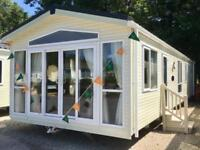 For sale New Luxury Static Caravan, Near Leyburn, Yorkshire Dales