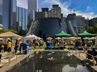FOOD VENDORS BUSINESS ARTISANS WANTED 2 DAY EVENT DOWNTOWN TDOT