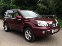 Nissan X trail auto SVE panoramic full leather