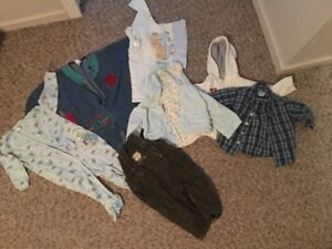 Baby assorted lot (size 18 months) 6 items