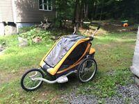Poussette chariot cougar