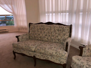 Mint condition sofa and love seat