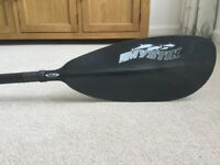 Lendal split paddle + bag